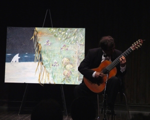 Art Interpreted by Guitar
