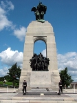 The Canadian War Memorial and Tomb of the Unknown Soldier