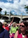 Debbie Rideau Canal Boat Tour