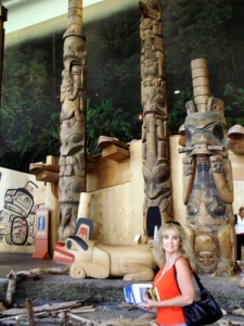 Naia Inside Museum Of Civilization By Totems