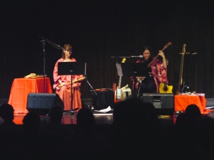 Debbie Danbrook and Catriona Sturton Concert