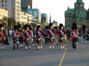 Fortissimo Parade 8-7-09