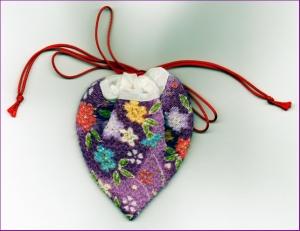 Happy Bag - handmade by Emiko's mother, Hiroko Minami