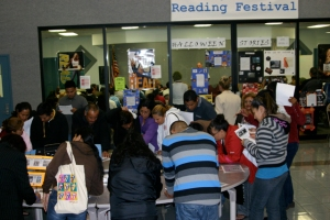 "3rd Annual ""Get Caught Reading"" Festival"
